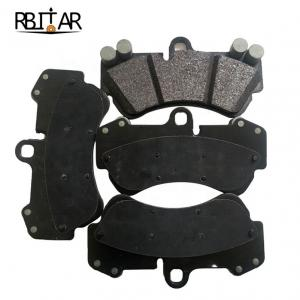 Quality Metal 95535193901 Auto Brake Pad For Porsche Cayenne for sale