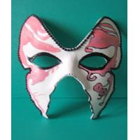 Quality Custom Pulp Moulded Products DIY Mask for Party Costume Decoration for sale