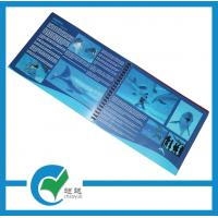 Quality OEM Glossy Paper Wire - O Spiral Bound Book Printing with Soft Cover  for sale
