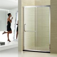 Buy cheap Easy Clean Sliding Door 6mm Glass Bathroom Shower Room Enclosure from wholesalers