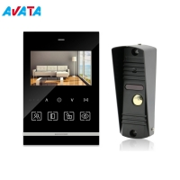 Quality Video Intercom System Smart Home Products Wired Outdoor Camera for sale