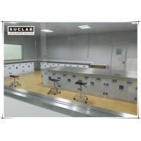 Quality Floor Mounted Chemical Resistant Laboratory Tables With PP Handle for sale