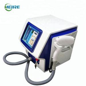 China Portatil Long Pulse Laser Hair Removal Equipment Direct Coupling on sale