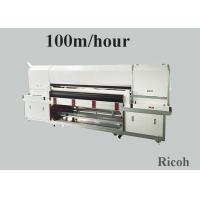 China 1800 mm Pigment Digital Textile Printing Machine On Clothes 8 Ricoh Gen 5 on sale