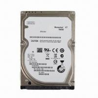 Quality Laptop Internal Hard Drive with 750GB Capacity and 8MB Buffer, Measures 2.5-inch for sale