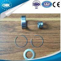 Quality Deep groove ball bearings motorcycle parts metal or rubber seal single row for sale