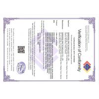 Shenzhen DDW Technology Co., Ltd Certifications