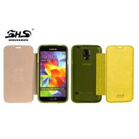 Quality Jelly Color Transparent TPU Back Shell Cell Phone Protective Covers For Samsung Galaxy S5 for sale