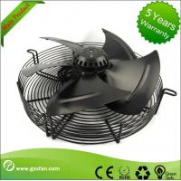 China 380V Electric AC Axial Fan Manufacturer , Axial Flow Exhaust Fan With Sheet Steel Material on sale