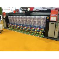 Digital Dye Sublimation Fabric Banner Printing Machine For Clothes Print
