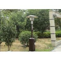 Quality Powder Coated Fire Sense 46000 Btu Commercial Propane Patio Heater Floor Standing for sale