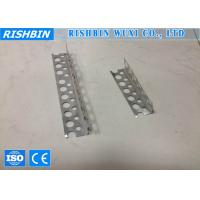 Quality Galvanized Steel Corner Bead Roll Forming Equipment with 0.6 mm - 1.5 mm Thickness for sale