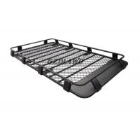 Quality Customized Size Universal Roof Rack 4x4 Cross Bars Luggage Steel Powder Coating for sale