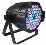 Quality 90 - 240VAC Par Light , RGB Par 64 Kino Led DJ Light  for BAR wedding for sale