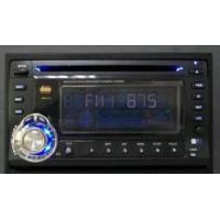 China Two Din Fold Down Detachable CD / MP3 Player on sale