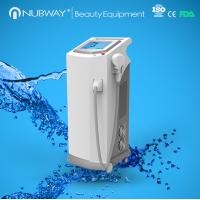 China Hot selling 808nm diode laser hair removal equipment beauty salons with ce on sale