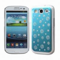 Buy cheap Aluminum Case for Samsung i9300, Available in Various Colors from wholesalers
