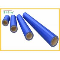 Quality Surfaces Shields Duct Protection Film Dust Proof , Self Adhering Polyester Clear Film for sale