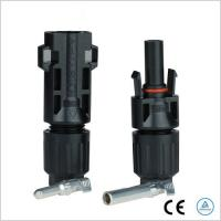 China Multi Contact 4 Solar DC Connectors / PV Panel Connector TUV Approval on sale