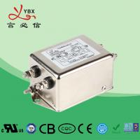 Quality 10A Single Phase AC Power Line Filter For Electromagnetic Interference for sale