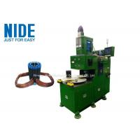 Quality Electric Automatic Coil Winding Machine For High Slot Filling Rate Stator Winding for sale