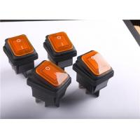 China High Performance Waterproof Rocker Switch Illuminated For Electric Motor Car on sale