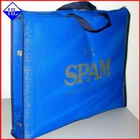 China Eco Friendly Non Woven Fabric Bags / Reusable Non Woven Sack Bags OEM Service on sale