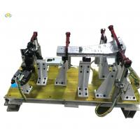 Quality High Precision Assembly / Welding Jig Fixture 460kg With 0.15 Processing Precision for sale