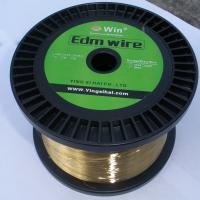 China 0.30 EDM Brass Wire For Sodick & Fanuc & Charmilles & Mitsubishi Machines on sale