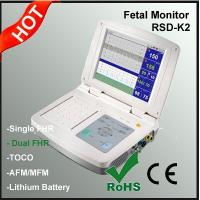 Quality 10 Inch Multi Parameter Fetal Monitor with Maternal SPO2/NIBP/PR for sale