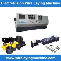 China canex automatic wire laying for pe electrofusion fittings on sale
