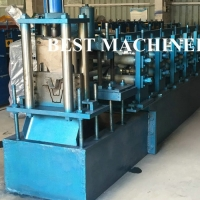 Buy cheap Adaptable Top Hat Batten 16mpa Metal Purlin Roll Forming Machine from wholesalers