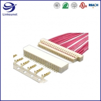 Quality 9491B 8Pin 250V Plug 2.2mm Tin Connector For Industrial Wire Harness for sale