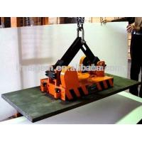 China Hand Steel Plate Lifting Magnets Hoist Without Electricity Load Machines Faster on sale