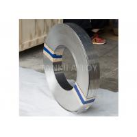 Quality Wide 0cr25al5 FeCrAl Alloy Ribbon Heating Strip For Heat Elements Bright Color for sale