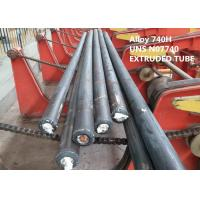 Quality 740H / UNS N07740 High Performance Superalloy , Special Alloys Semless Tube And Pipe for sale