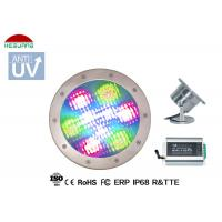 Quality 9W 800mA Underwater RGB LED Lights Φ146×140 mm Wide Working Temperature for sale