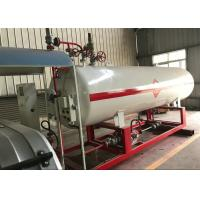 Quality Skid Mounted LPG Gas Filling Station with Mobile Refilling LPG Scales for LPG Bottle for sale