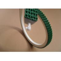 Quality Green Nylon Kevlar Belts , Reinforced Cord Super Grip Belt for sale