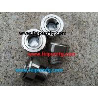 Quality Stainless Steel Oil Level Sight Glass for sale