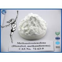 Quality Muscle Building Dianabol Anabolic Steroids , Cas 72 63 9 Steroid Raw Powder for sale