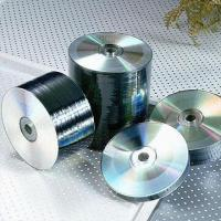 Quality Non-Printed CD-R with Spindle Packing for sale