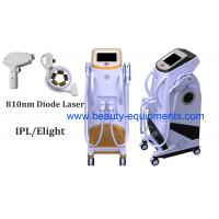 China Permanent Diode Laser Hair Removal Equipment , Bipolar Radio Frequency on sale
