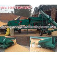 Quality corn seed cob skin removal machine seed selector machine for sale