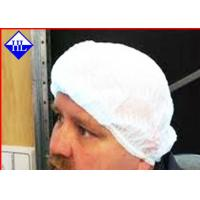 Quality PP Medical Non Woven Fabric For Disposable / Recycled Bouffant Cap Anti - Mildew for sale