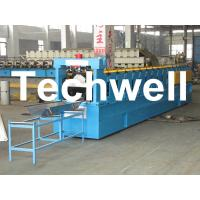 Quality K-Span Arch Roof Roll Forming Machine For 0.8 - 1.5mm Thickness Large Span Roof Panel for sale