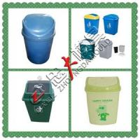 Quality plastic trash can mould 003 for sale