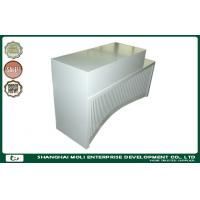 Quality Multifunction Supermarket front reception desk furniture , Store Front Counter Furniture for sale