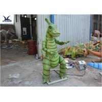 Quality Animatronic Waterproof Dinosaur Lawn Decorations For Outside Garden for sale