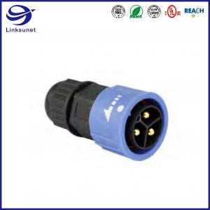 Quality Large IP67 Waterproof Circular Connectors For Machine Equipment for sale